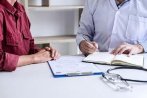 Признаки рака яичников