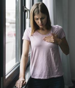 Симптоматика долькового рака груди