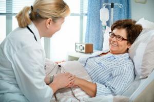 лечение муцинозного рака яичников в Израиле