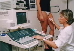диагностика  тромбофлебита за рубежом