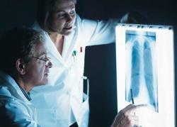 диагностика эмфиземы легких