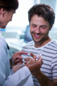 лечение гипергидроза в Израиле