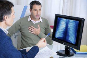 лечение эмфиземы легких