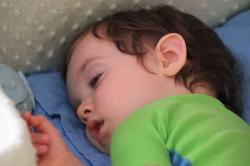 ребенок дышит с трудом