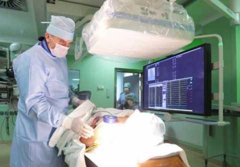 хирургическое лечение рака толстого кишечника